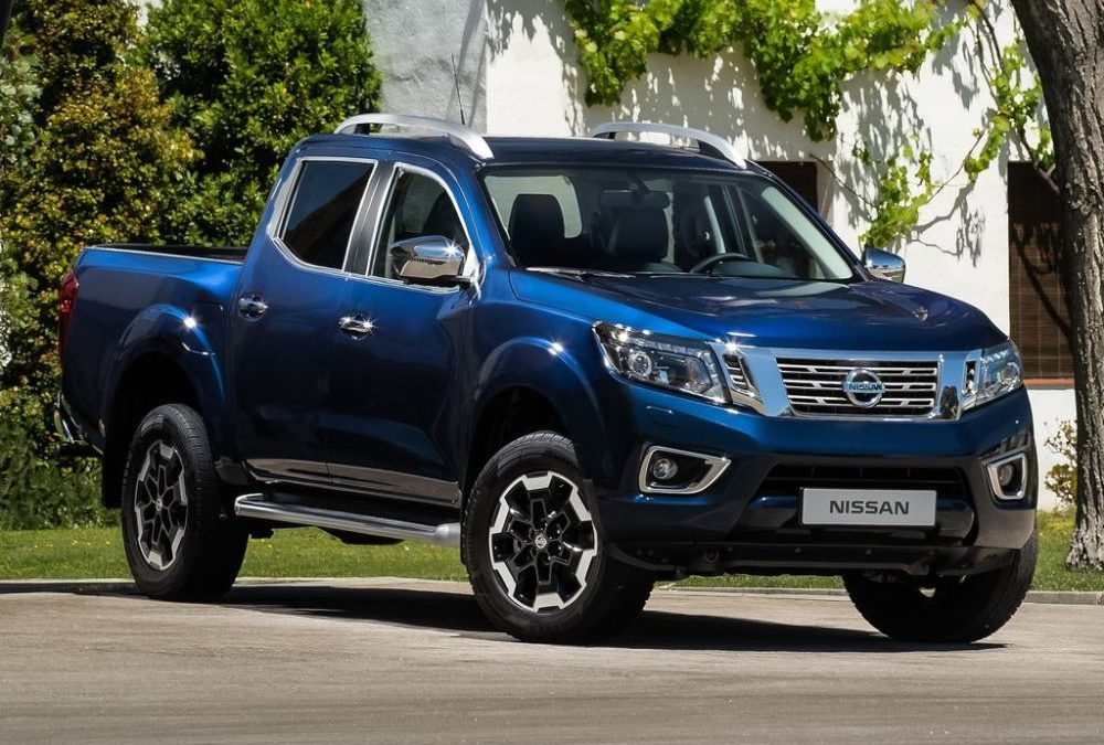 The double cab of the moment – Nissan Navara